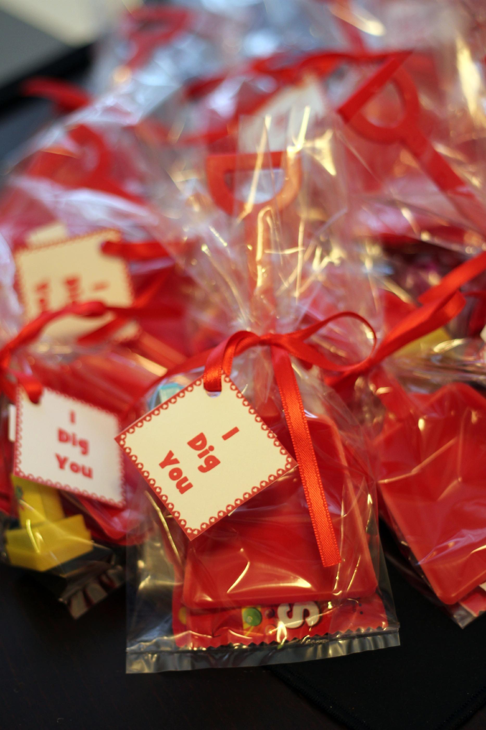 here - Valentines Goodie Bags