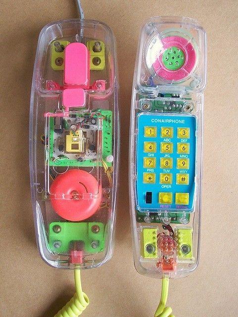 neon phone