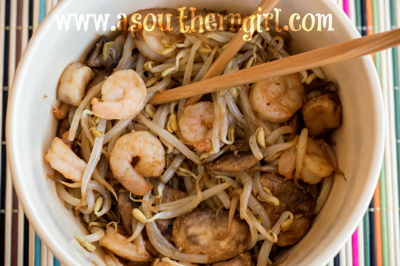 skinny chinese noodles