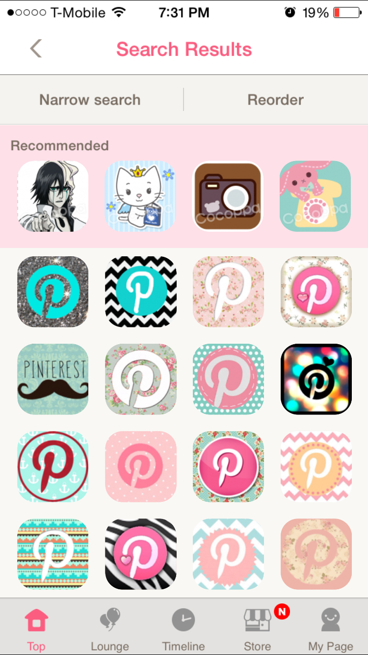 How to get cute icon designs on your iPhone… tutorial w/photos